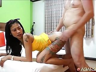 Asian Good Deep Doggystyle