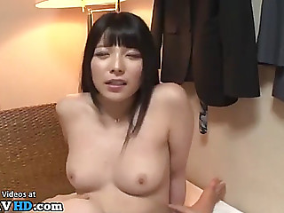 Japanese youthful gf hottest pov sex